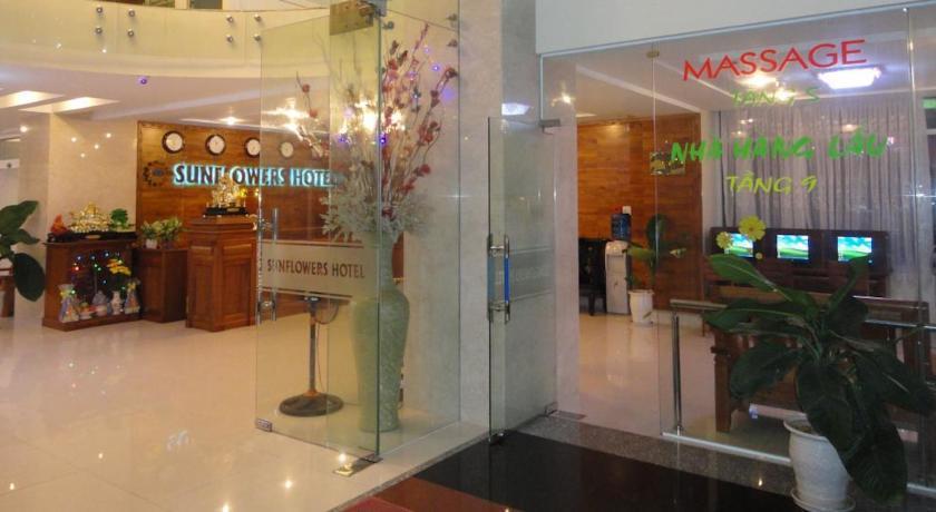 ĐẶT PHÒNG Khách sạn Sunflowers Quy Nhơn
