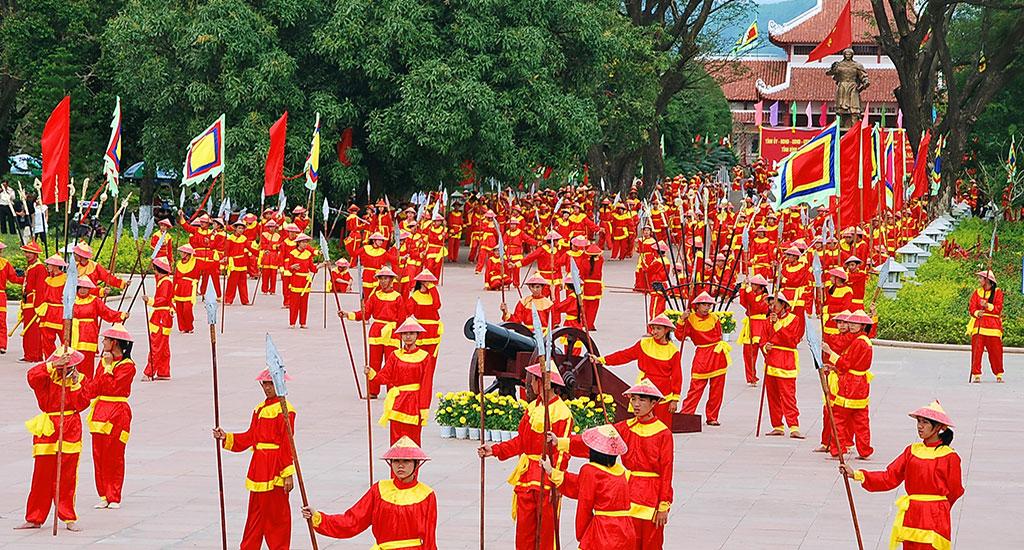 Tour TÂY SƠN HUYỀN THOẠI: Quy Nhơn – Bảo Tàng Quang Trung – Đàn Tế Trời Đất – Khu du lịch Hầm Hô – Chùa Thiên Hưng