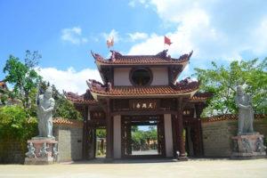 Chùa Thiên Hưng - Bình Định