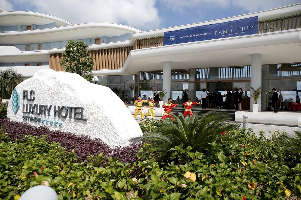 DuLichQuyNhon.Com tham dự Famtrip – Quần thể nghỉ dưỡng FLC Quy Nhon Beach & Golf Resort