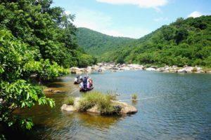 Khu du lịch sinh thái Hầm Hô