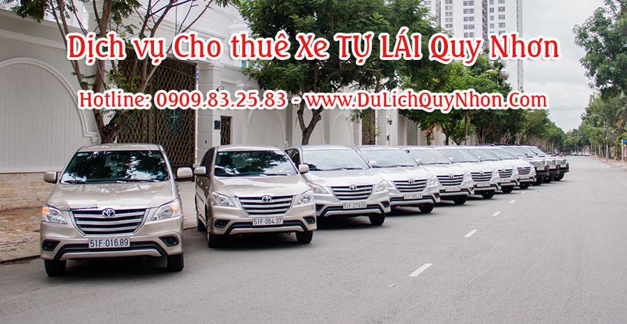 Thuê xe ô tô tự lái Quy Nhơn – Bình Định