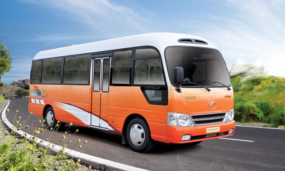 Thuê Xe 29 chỗ Quy Nhơn - Bình Định | Thuê xe du lịch tại Bình Định