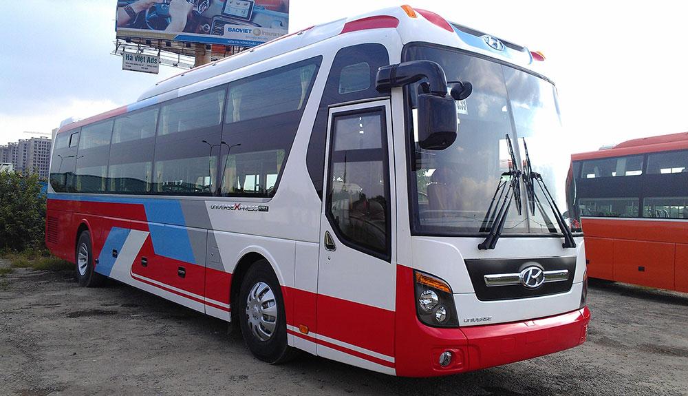 Thuê Xe 45 chỗ Quy Nhơn - Bình Định | Thuê xe du lịch tại Bình Định