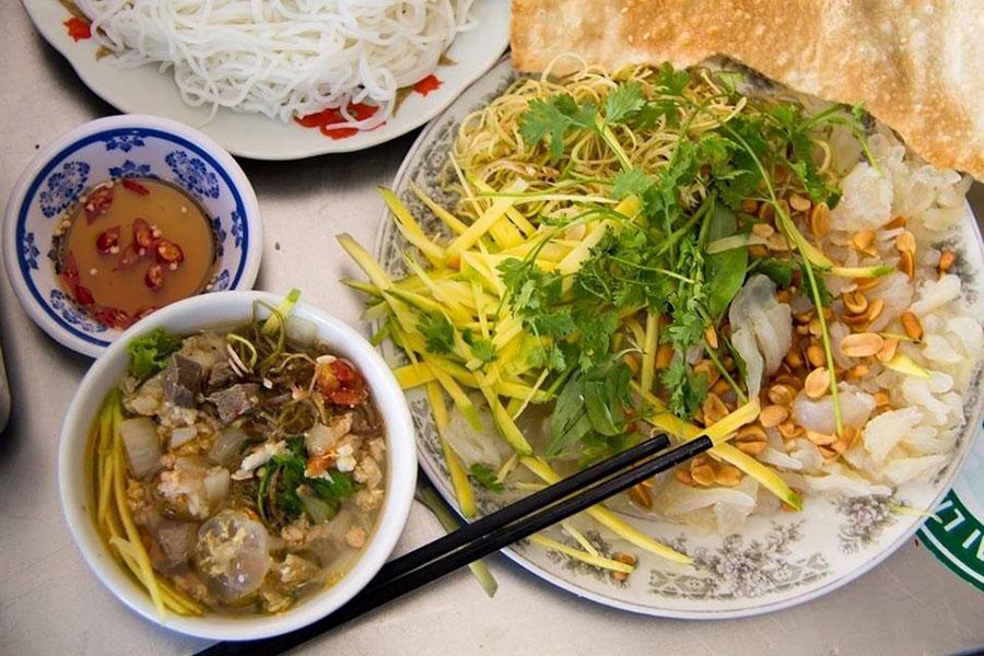 Địa điểm ăn ngon tại Quy Nhơn – Bình Định