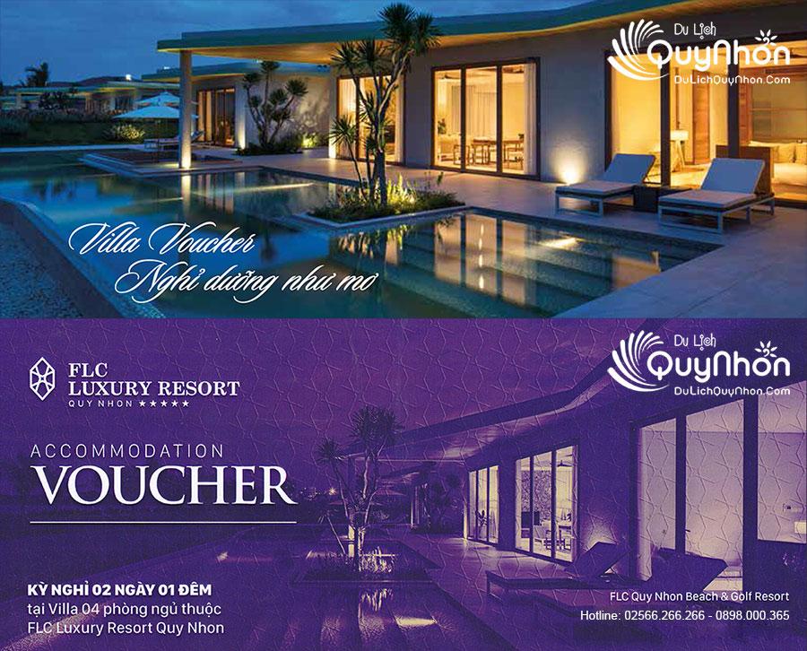 Voucher Villa FLC Quy Nhơn – Voucher Villa FLC Sầm Sơn