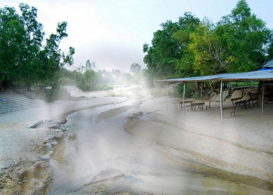 Suối khoáng Hội Vân