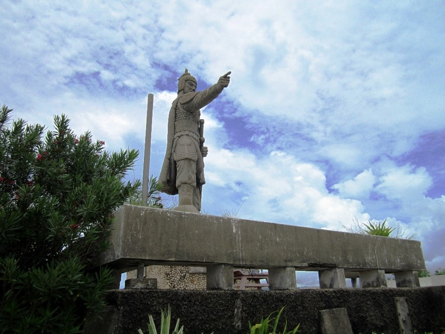 tượng đài trần hưng đạo quy nhơn