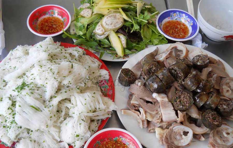Các món ăn sáng ngon ở Quy Nhơn