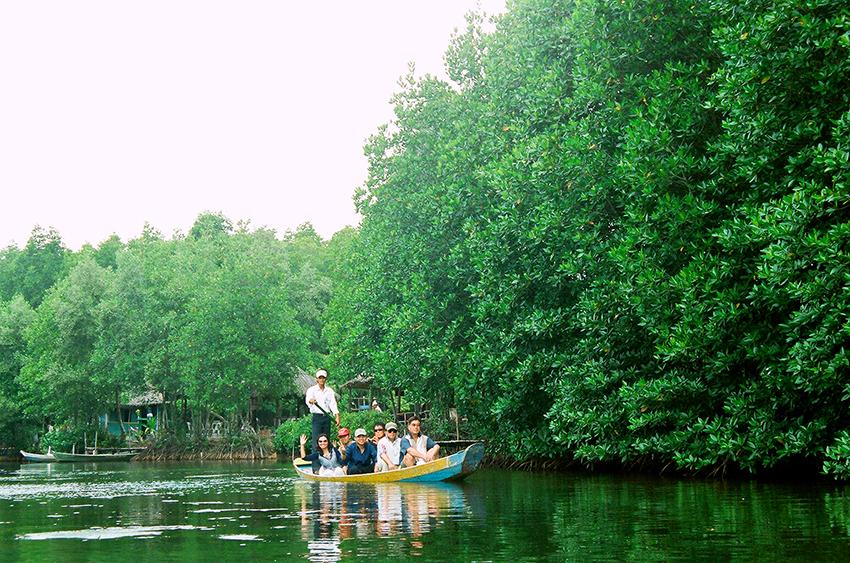 Khu sinh thái Cồn Chim Đầm Thị Nại – Phước Sơn – Tuy Phước – Bình Định