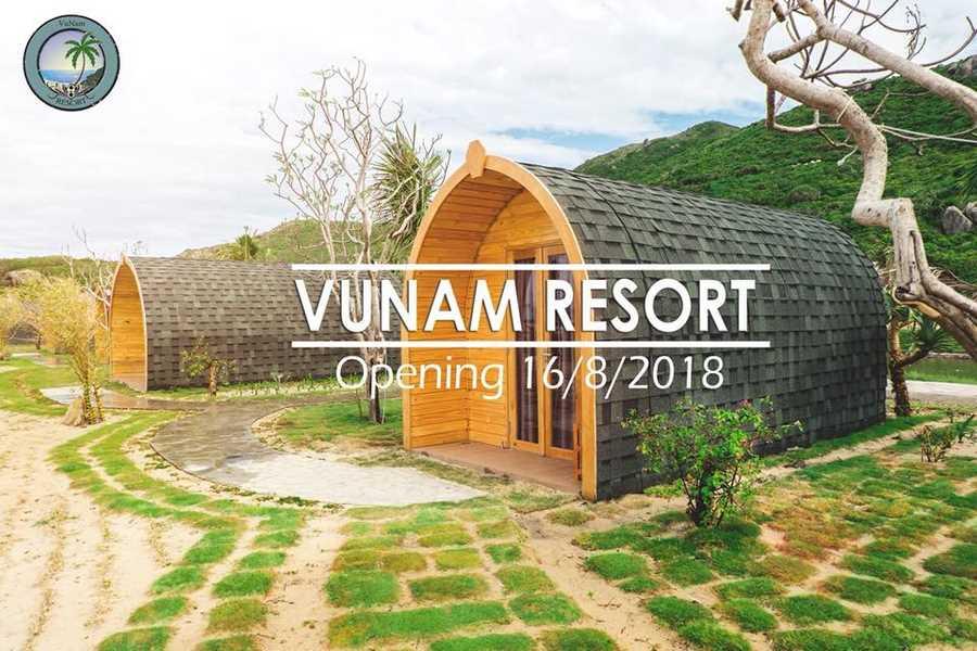 ĐẶT PHÒNG VuNam Resort Quy Nhơn