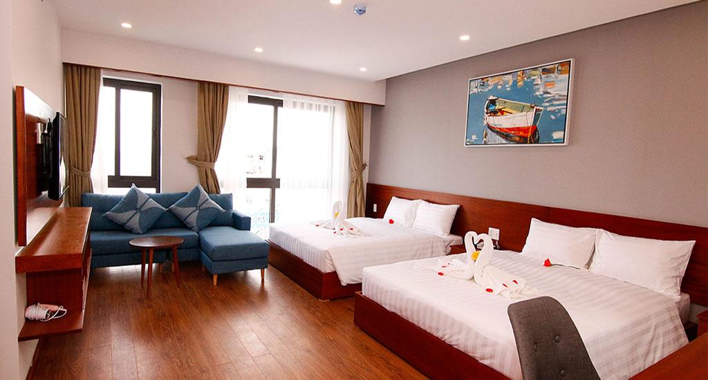 ĐẶT PHÒNG Khách sạn Mento Quy Nhơn Hotel